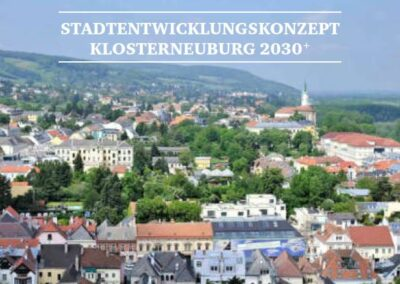 Stadtentwicklungs-konzept Klosterneuburg (STEK 2030+)